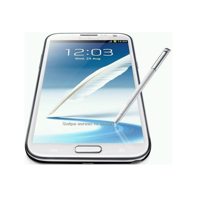 Samsung Galaxy Note 2 N7100 Ceramic White