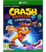 Игра Crash Bandicoot 4: It's About Time (Xbox One, Русские субтитры)