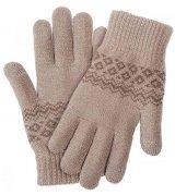 Перчатки для смартфонов Xiaomi FO Touch Screen Warm Gloves Coffee