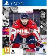 Игра NHL 21 (PS4, Русские субтитры)