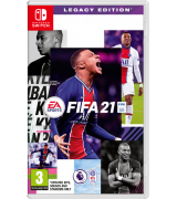 Игра FIFA 21 Legacy Edition (Nintendo Switch, Русская версия)