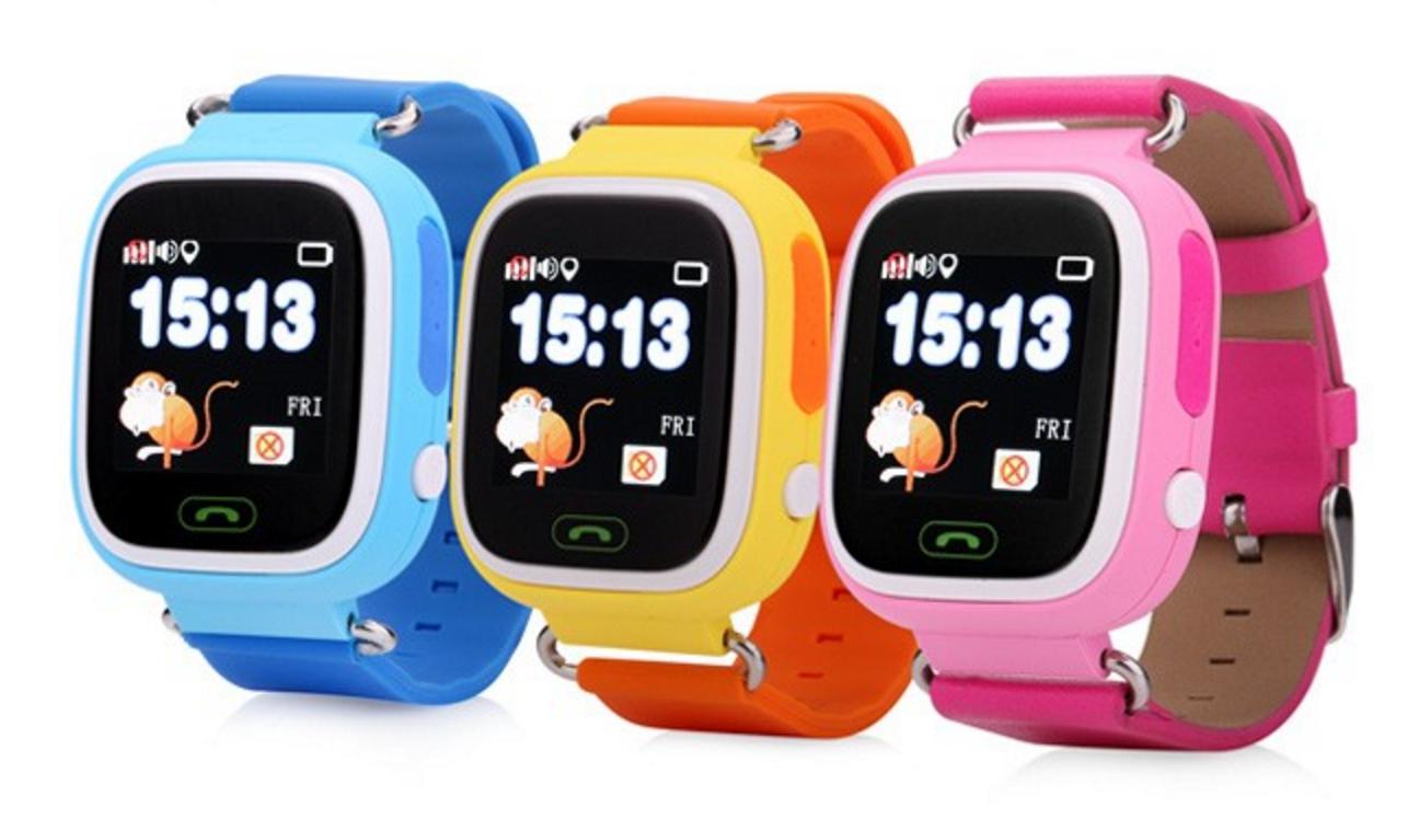 Детские часы iQwatch
