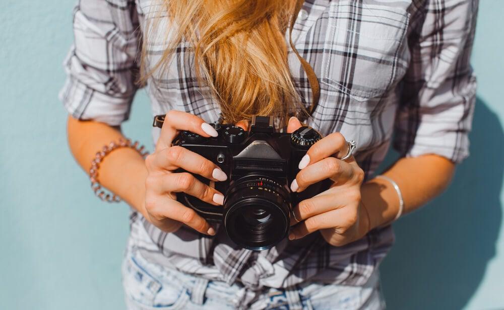 Камера для блогера