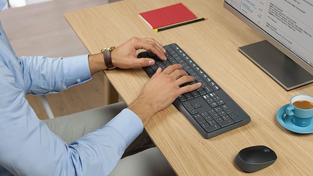Клавиатура и мышка для офиса
