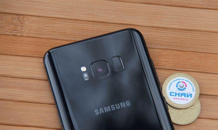 Galaxy S8 основная камера