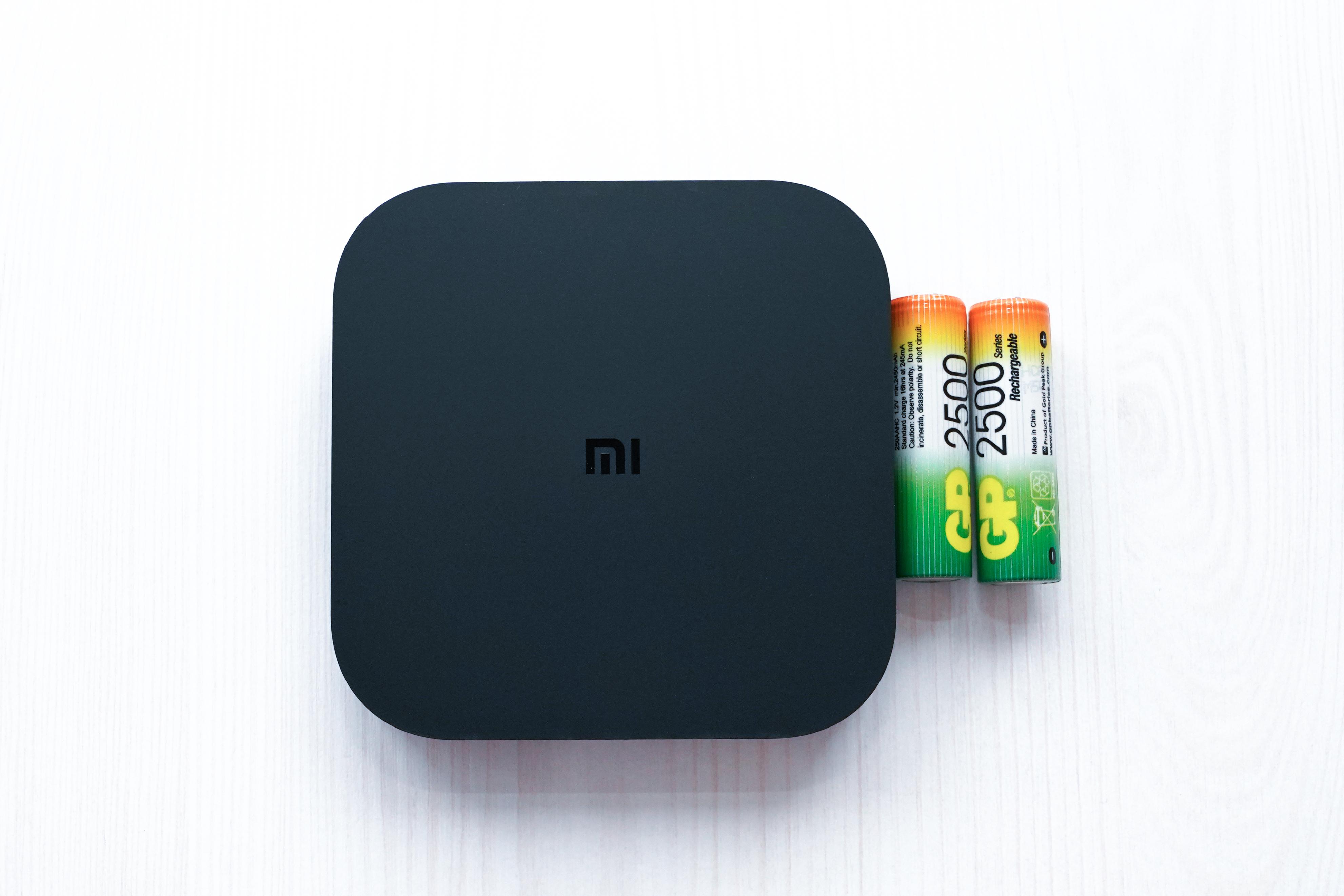 Приставка Xiaomi Mi Box S 4К - обзор внешнего вида и функций