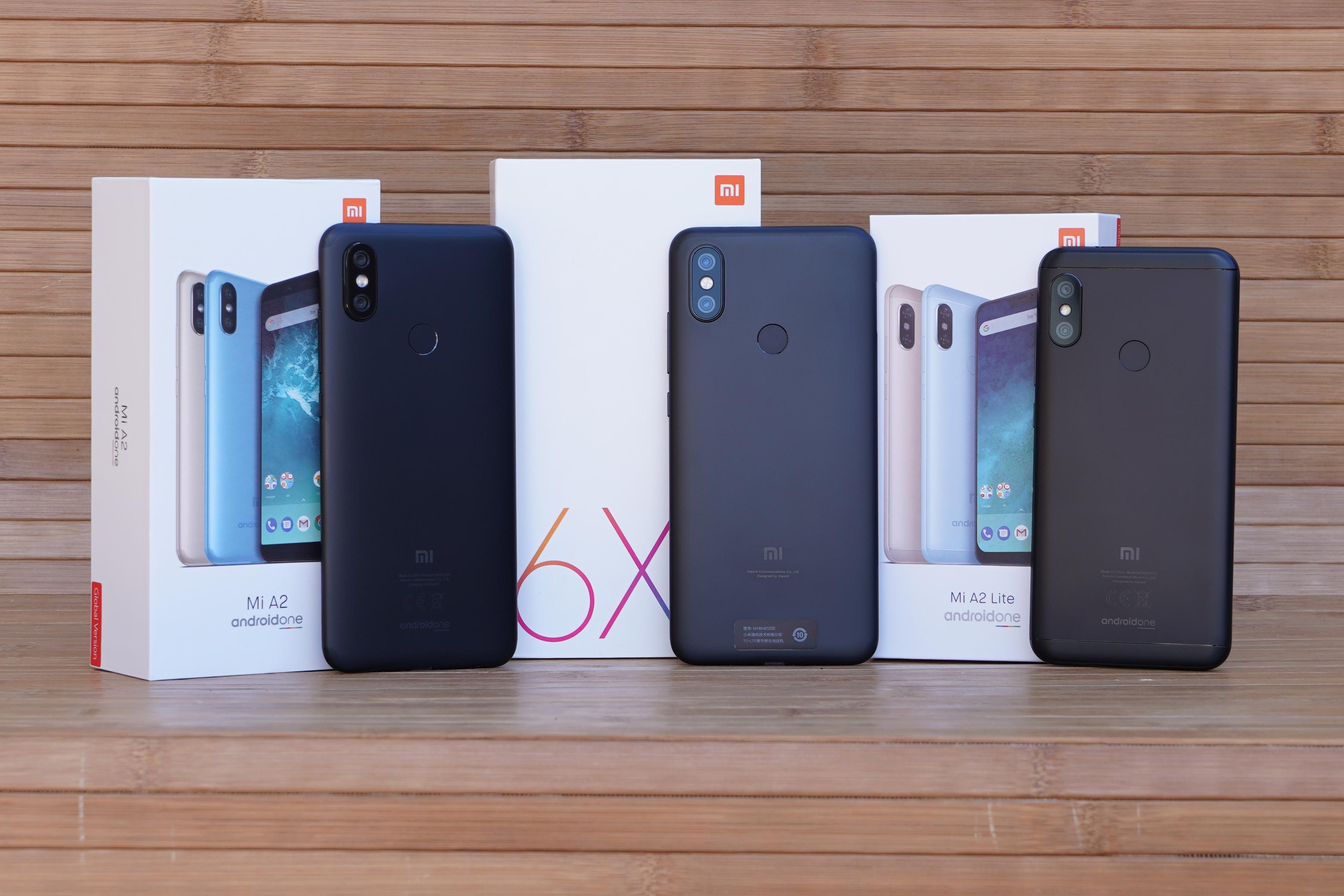Xiaomi внешне