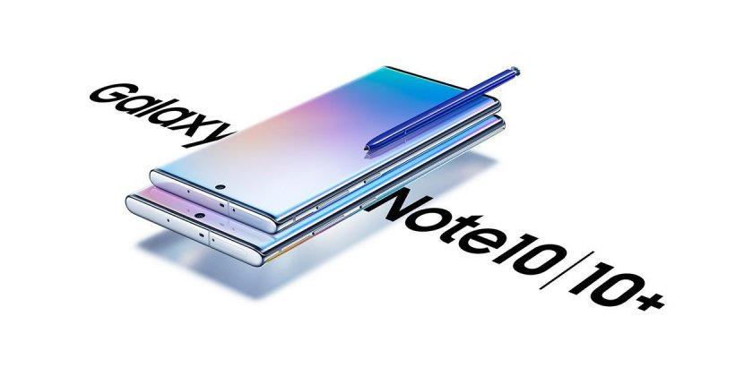 Презентация Galaxy Note 10 и Note 10 Plus, Galaxy Watch Active2, Galaxy Tab S6 и Galaxy Book S