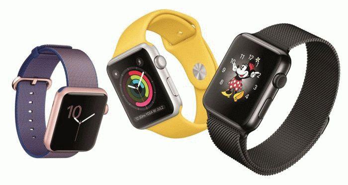 Apple Watch c WatchOS 3