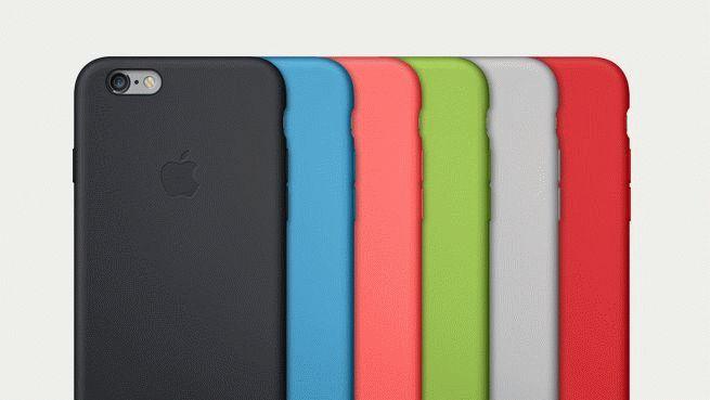 Как выбрать чехол для iPhone 6?