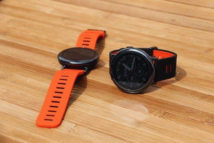 Умные часы Xiaomi Amazfit Sport