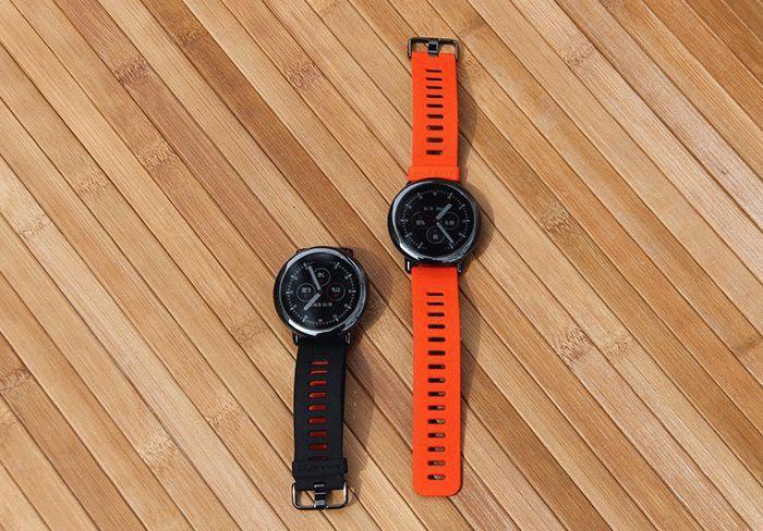 Xiaomi Amazfit Sport черные и красные